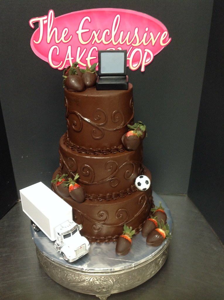 Grooms cakes exclusive cake shop truck cake a stylefont size08em junglespirit Gallery