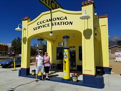Rancho Cucamonga Service Station - *1919*