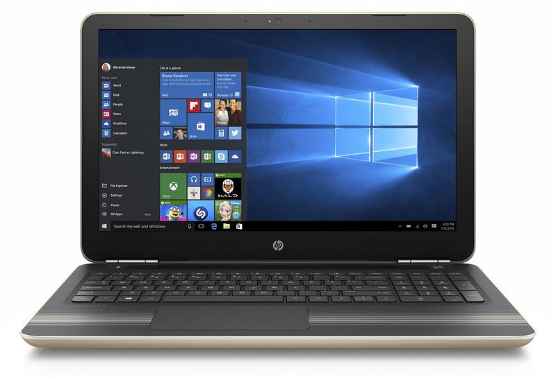HP PAVILION LAPTOP mới nhất tích hợp chip Kaby lake và Windows 10 bản quyền của Microsoft - 162307