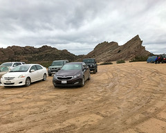 001 Muddy Vasquez Rocks Parking Lot