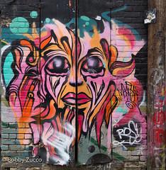 rosy , Toronto street art