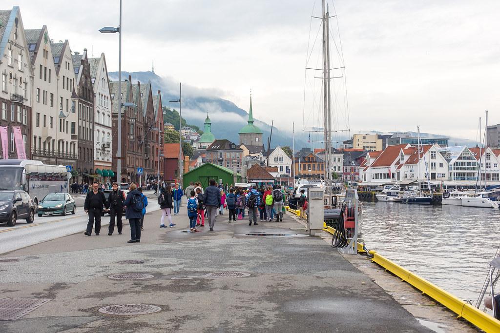 Norway. Bergen