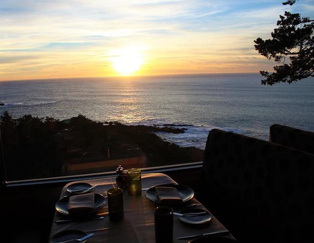 Pacific's Edge Restaurant at Hyatt Carmel Highlands