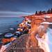 Brumal Shores: Lake Superior by Richard Thompson