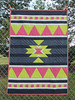 Aztec Summer quilt
