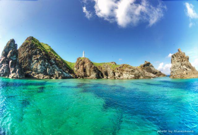 えぇ景色や!石垣島でダイビング♪