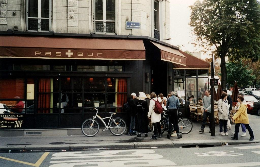 Parisian...