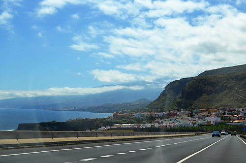 North west coastal road, Tenerife
