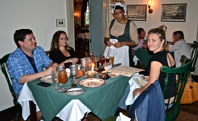 city tavern restaurant, philadelphia