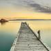 Oyster Bay Tasmania by Ray Jennings AU