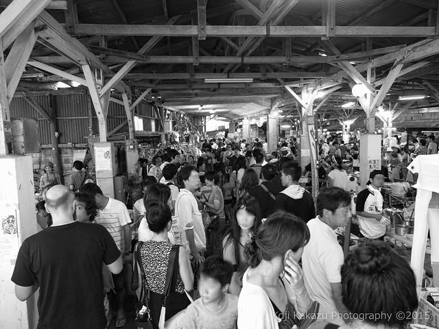 おつかれさん!農連市場祭-35
