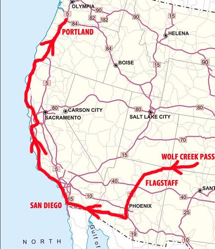 The Trip so Farr, Part IV -- The Golden Gate Tango