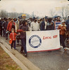 Transit Local 689 joins Solidarity Day march: 1981 # 1 by washington_area_spark