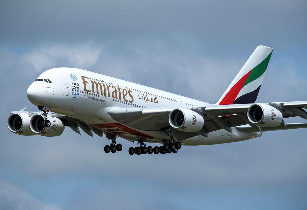 A6-EOK - A388 - Emirates