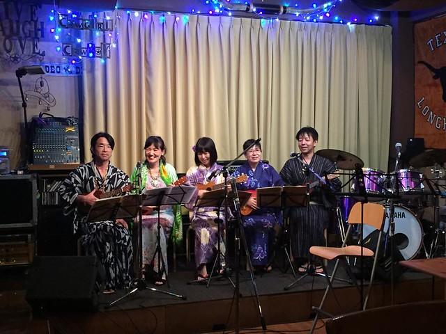 ライブハウスFlapper House@西宮 2015.7.20