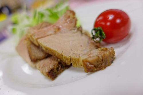 onsen simmered pork
