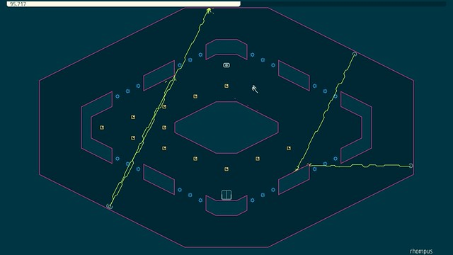 N++ on PS4: Midnight