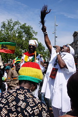Emancipation Day, Reparations March 2015
