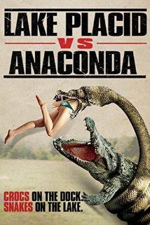 Cá Sấu Đại Chiến Rắn Khổng Lồ - Lake Placid vs. Anaconda 2015
