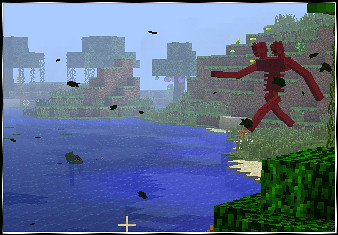 Minecraft Archer Zombie vs Farlander