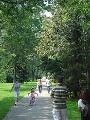 Burlington Linear Park | Parc linéaire, Burlington