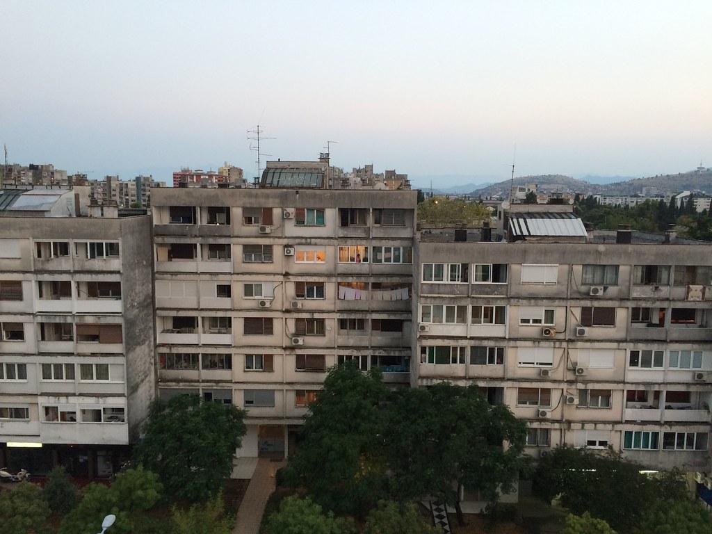 Montenegro, Podgorica