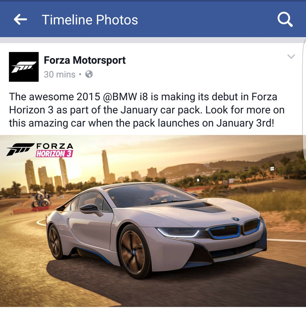 spoiler one car from january car pack revealed horizon 3 discussion forza motorsport forums. Black Bedroom Furniture Sets. Home Design Ideas