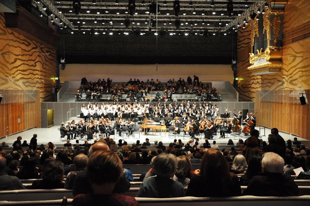 Concert à la Casa da Música à Porto - Photo de Jaime.Silva