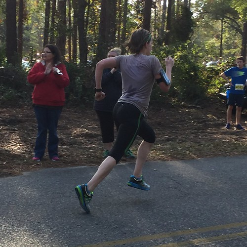 Hilton Head Jingle Jingle 5k 2016