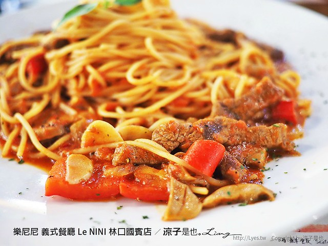 樂尼尼 義式餐廳 Le NINI 林口國賓店 9