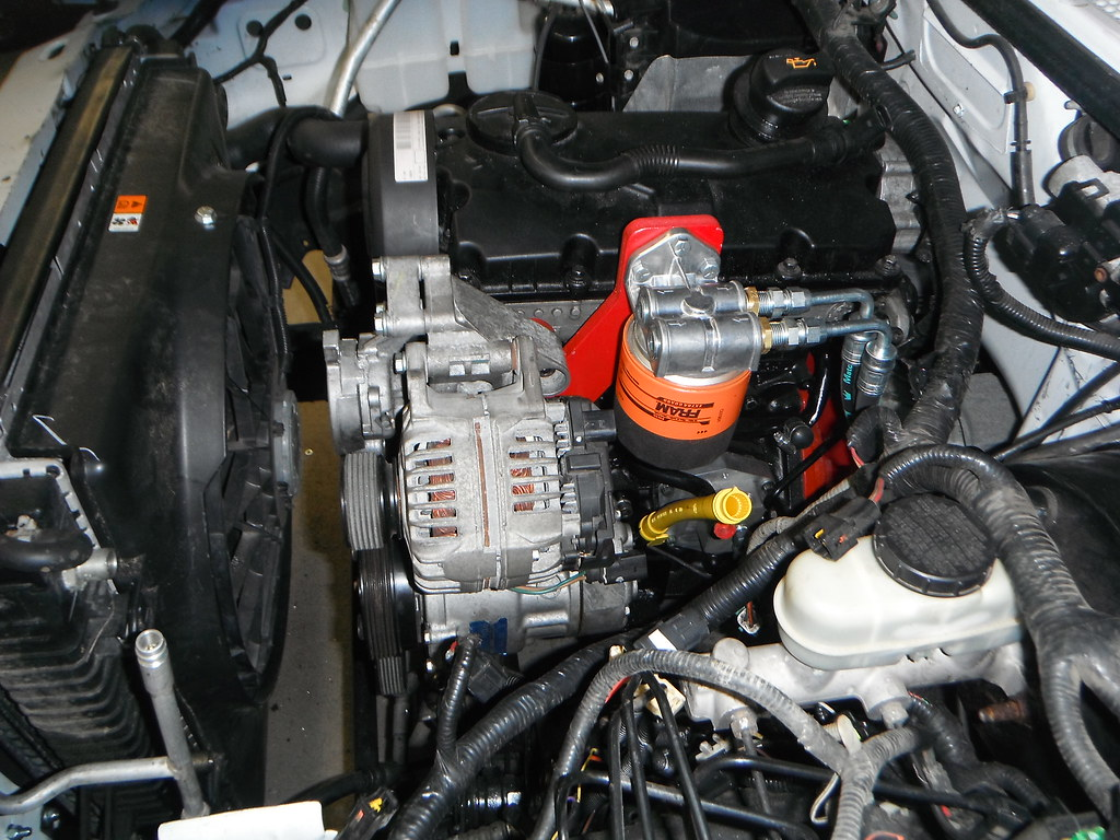 2001 ALH into 2001 Ford Ranger Edge - TDIClub Forums