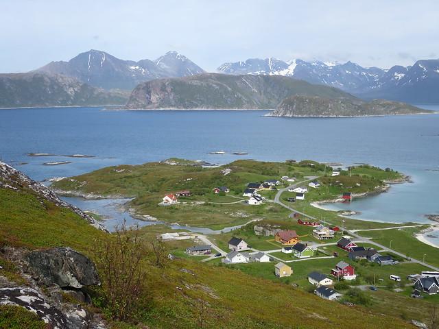 Synnøvjordstinnen och Sommarøya