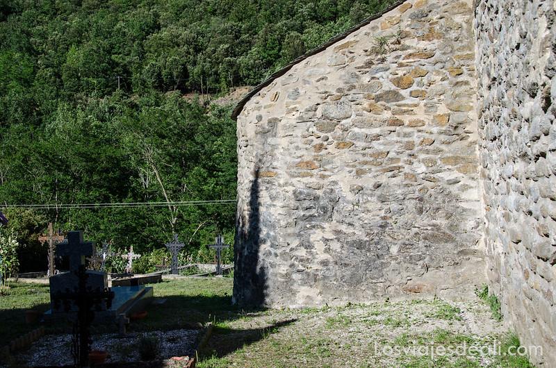 Bayllestavy ermita románica en el camino al refugio la batère