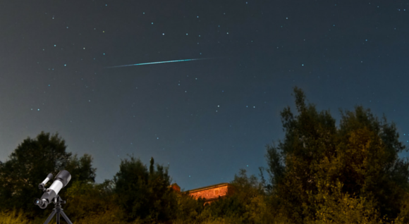 Keep Your Eyes Peeled for Meteor Watch Day