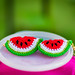 Crochet Watermelon