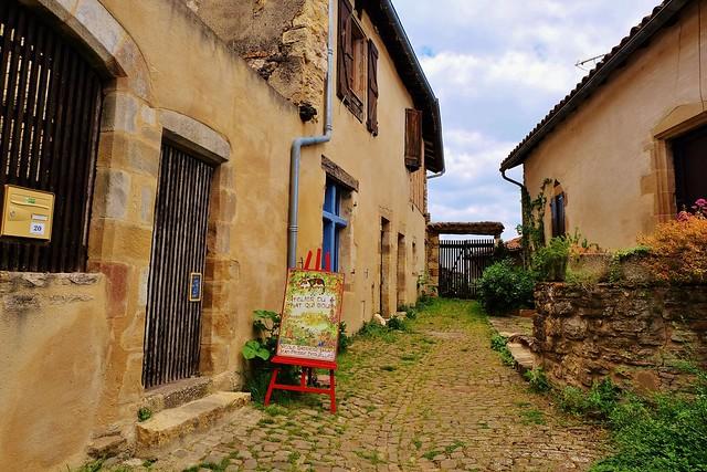 Cordes sur Ciel, plus beau village de France 2014