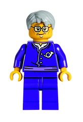 LEGO Ninjago 70751 - Postman