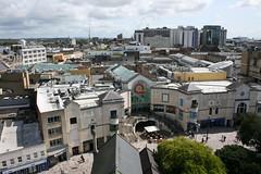 Cardiff city centre