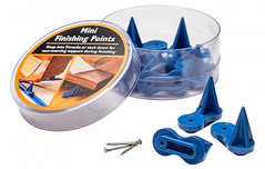 The Mini Finishing Points come in packs of 12
