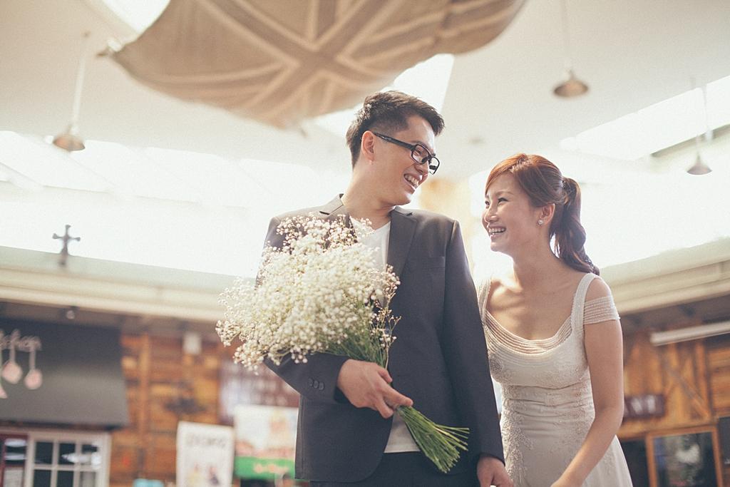 自助婚紗,婚紗攝影,自主婚紗,台北,新北,底片風格,自然