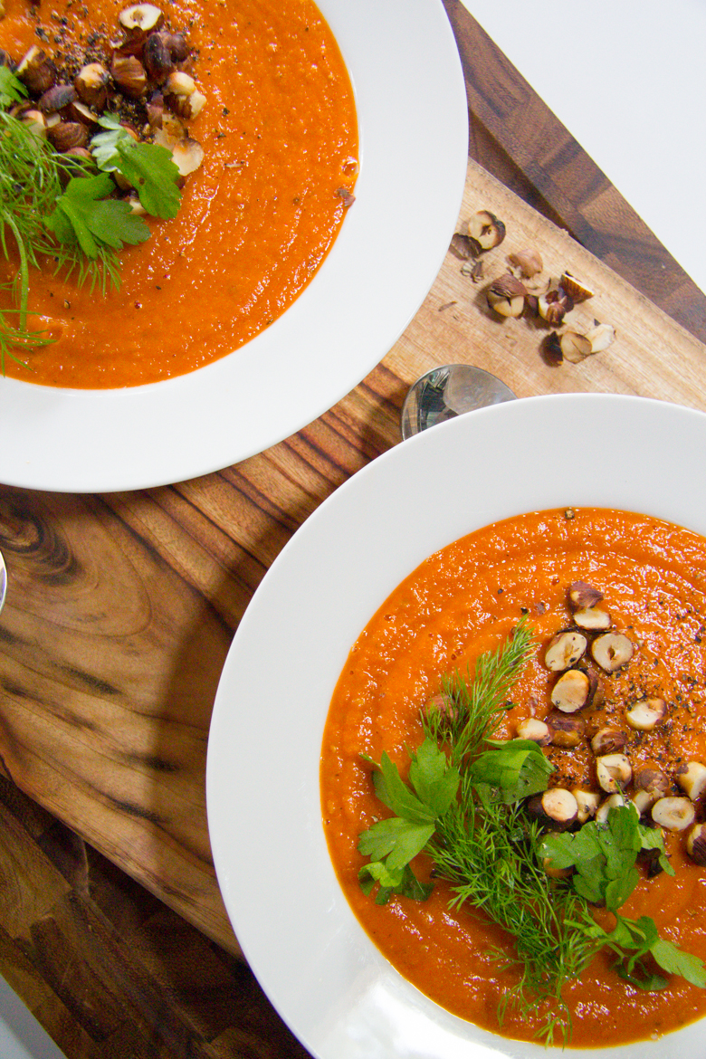 really roasted tomato soup
