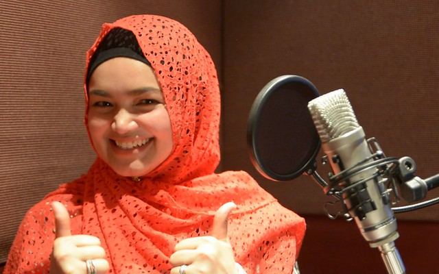 Eksklusif Video Dato' Siti Nurhaliza Nyanyi Lagu Tamil Ciptaan A.R Rahman
