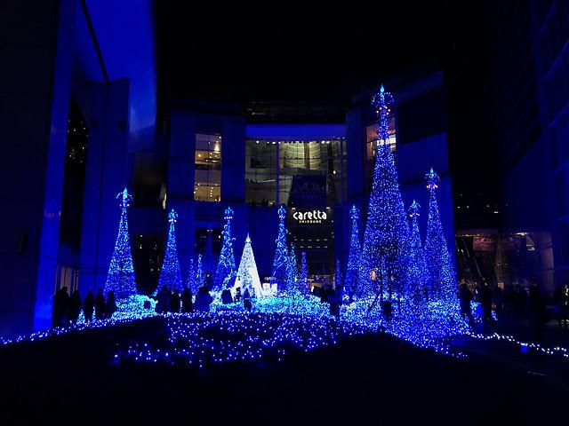 Light Show in Tokyo