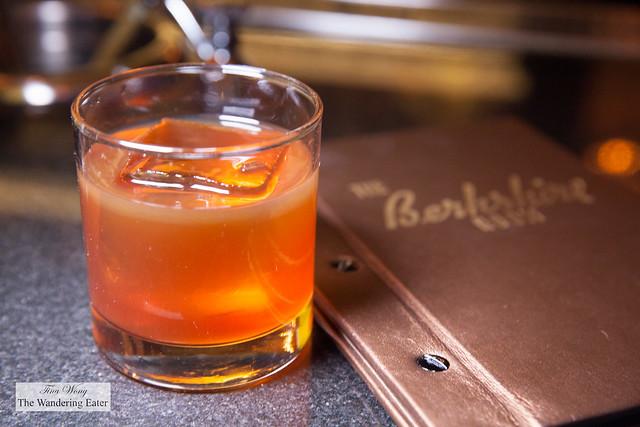Weston - Wheated bourbon, Dark Matter Coffee Essence, Pipe tobacco