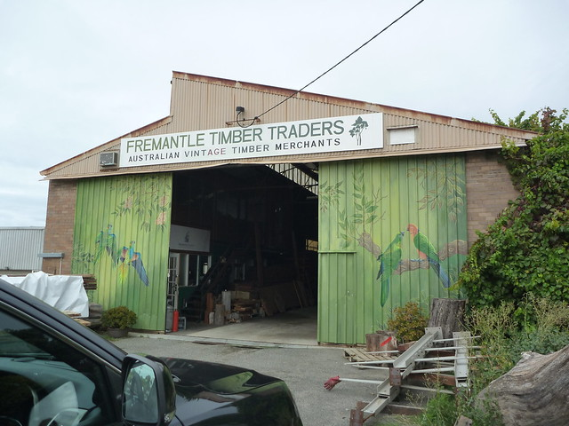 Fremantle Timber Traders