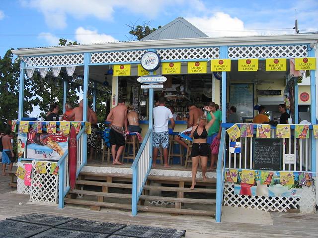Calico Jack Bar Seven Mile Beach