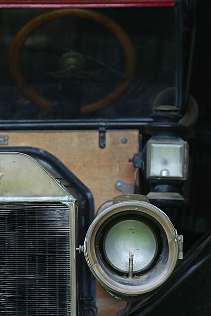 Antique Automobile Headlamps : Antique car headlight flickr photo sharing