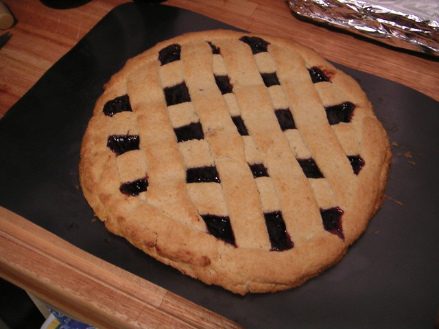 Crostata (Italian jam tart) | Flickr - Photo Sharing!