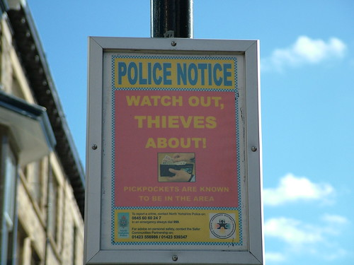 Thieves About!