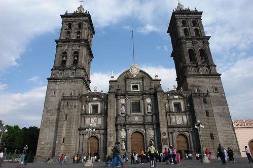 Puebla, la mejor ciudad para comer en México.